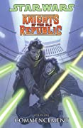 Star Wars: Knights of the Old Republic, Vol. 1: Commencement