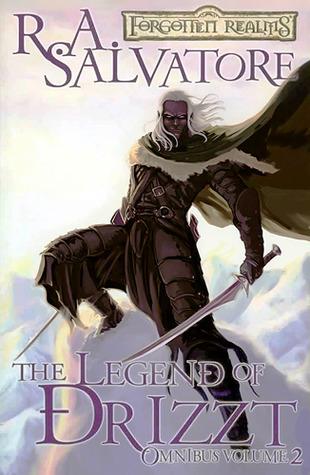 The Legend of Drizzt Omnibus, Vol. 2