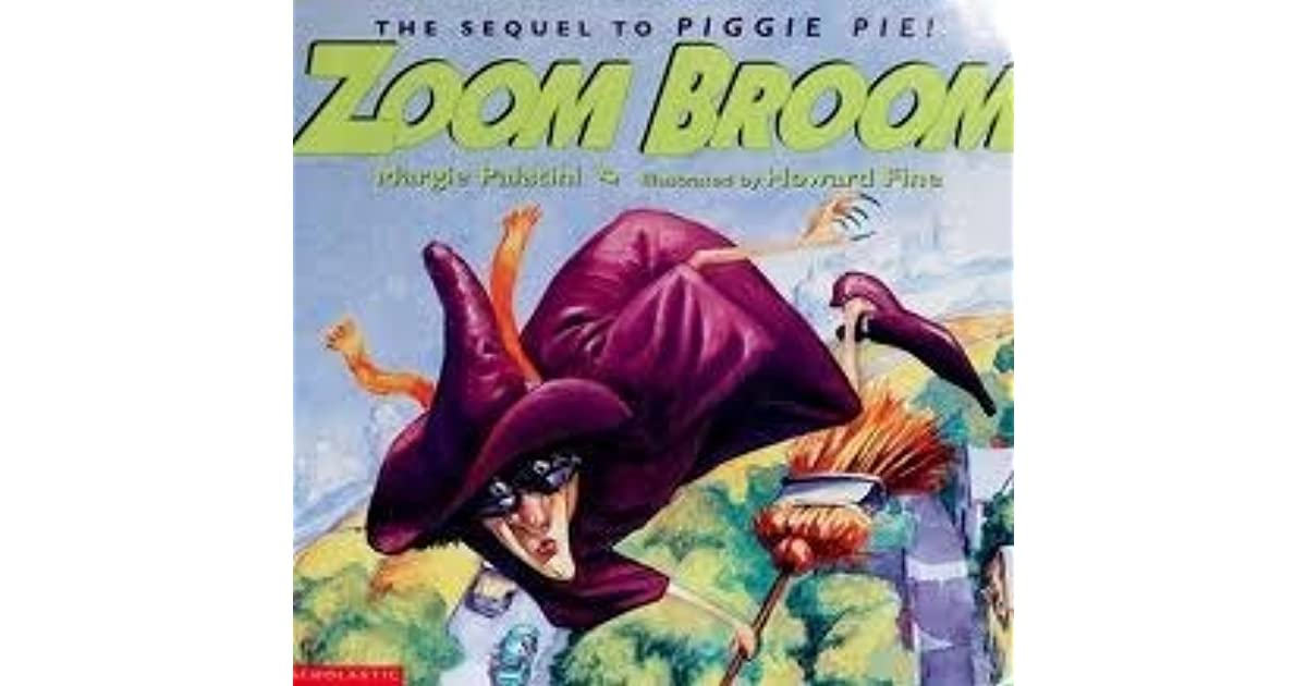 Zoom broom by margie palatini fandeluxe Image collections