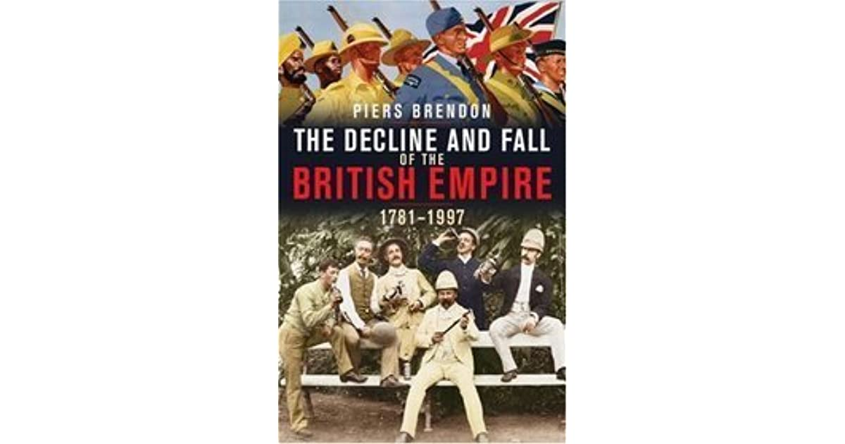 review of the decline and fall The decline and fall of literature andrew delbanco november 4, 1999 issue in plato's cave by alvin kernan yale university press, 309 pp, $2500 the death of.