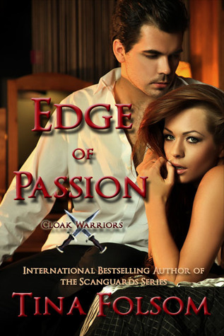 Edge of Passion (Stealth Guardians, #1)