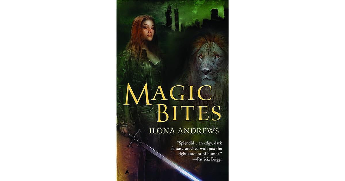 If you like Magic Bites (Book)