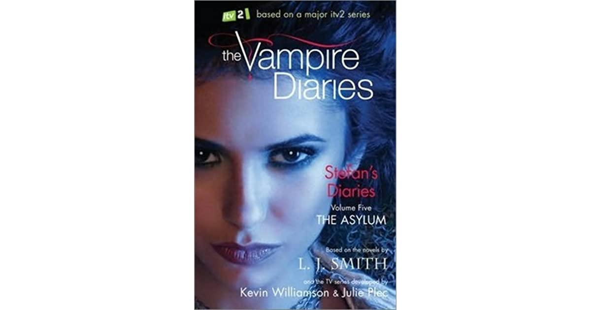 Stefans Diaries The Asylum Pdf