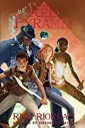 The Red Pyramid: The Graphic Novel (The Kane Chronicles: The Graphic Novels, #1)