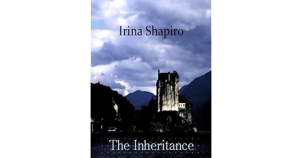 The Inheritance by Irina Shapiro 0289c59215bd