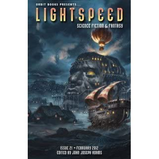 Lightspeed Magazine, October 2012