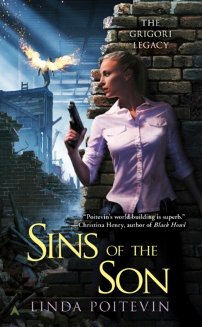 Sins of the Son (Grigori Legacy, #2)