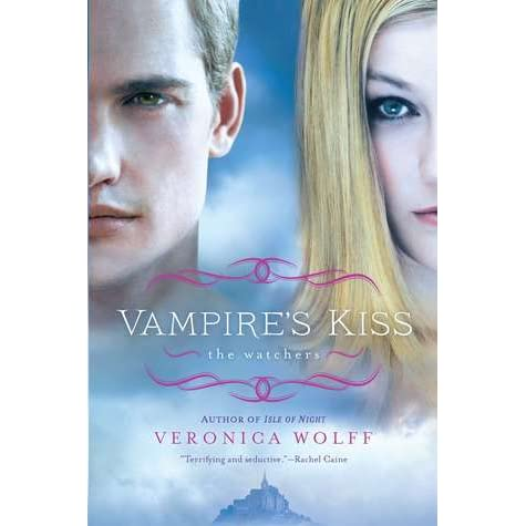 Vampires Kiss The Watchers 2 By Veronica Wolff
