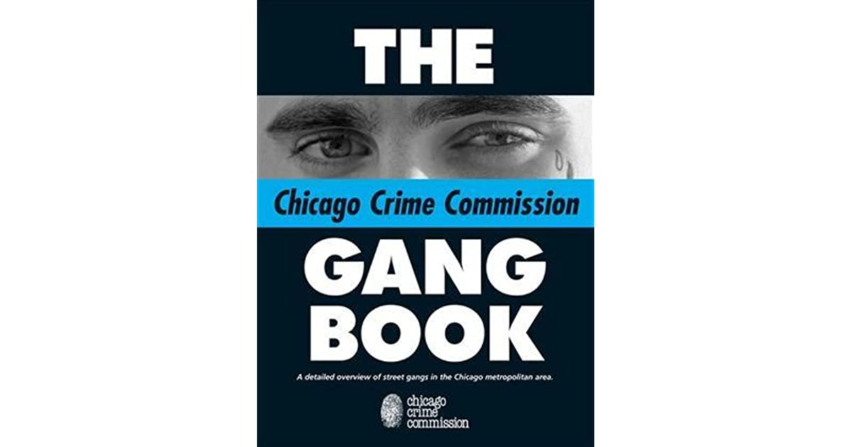The Gang Book by Chicago Crime Commission