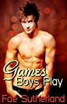 Games Boys Play (Glitterbomb! #2)