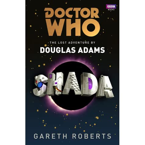Image result for doctor who shada novel