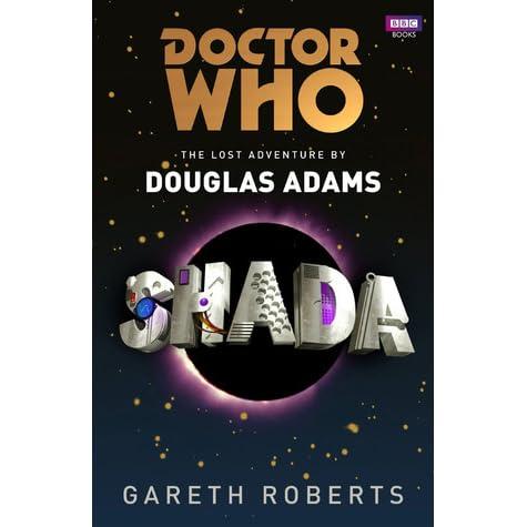 Image result for doctor who shada novel