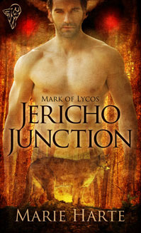 Jericho Junction (Mark of Lycos, #3)