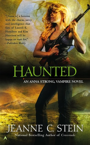 Download Haunted Anna Strong Chronicles 8 By Jeanne C Stein