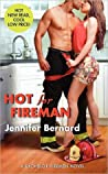 Hot for Fireman (The Bachelor Firemen of San Gabriel, #2)