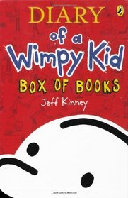 Diary of a Wimpy Kid: #1-5 [Box Set]