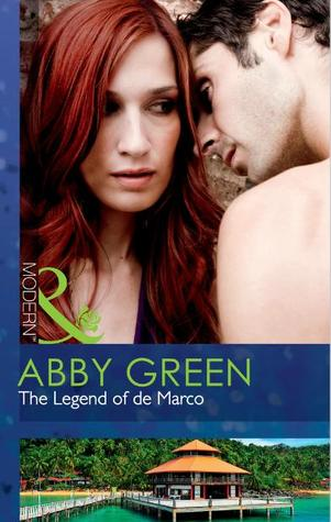 The Legend of de Marco (DePiero Siblings, #1)