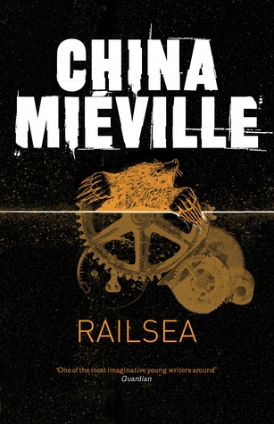 Railsea by China Miéville