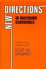 New Directions in Austrian Economics