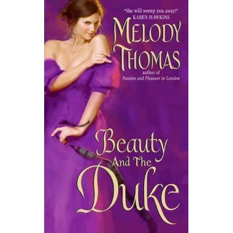 Beauty And The Duke Mystical Bliss 1 By Melody Thomas