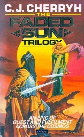 Faded Sun Trilogy (The Faded Sun #1-3)