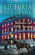 Murder on Fifth Avenue (Gaslight Mystery, #14)