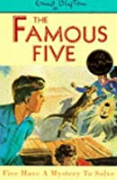 Five Have a Mystery to Solve (Book 20)