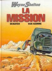 La Mission (Wayne Shelton #1)