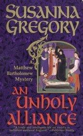An Unholy Alliance (Matthew Bartholomew, #2)