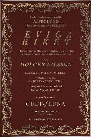 Eviga Riket (book & audiobook DVD)