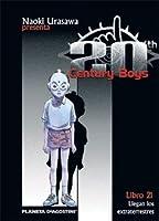 20th Century Boys, Libro 21: Llegan los extraterrestres (20th Century Boys, #21)