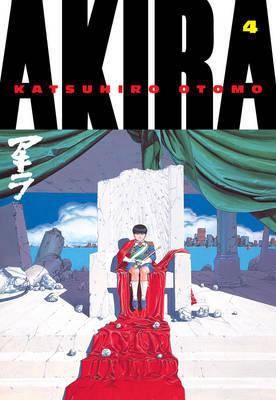 Akira, Vol. 4 by Katsuhiro Otomo