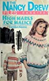 High Marks for Malice (Nancy Drew Files, #32) ebook review