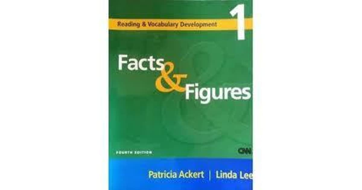 Books by Patricia Ackert (Author of Facts & Figures)