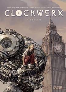 Genesis (Clockwerx, #1)