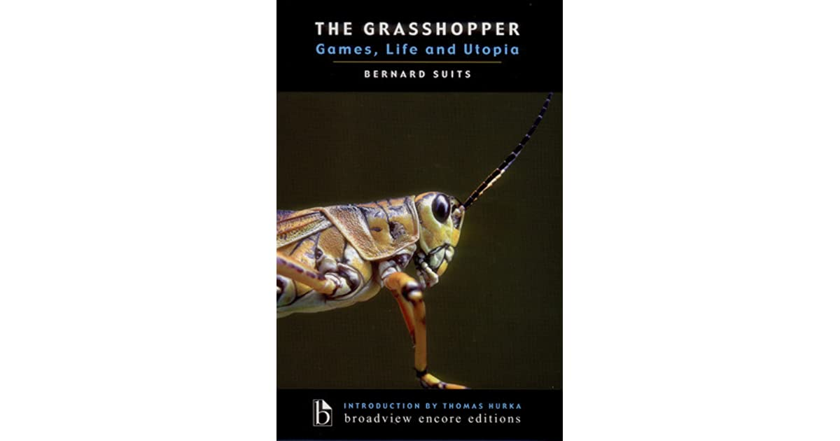 The grasshopper : games, life, and utopia (Book, 2014 ...