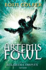 Artemis Fowl en het Atlantis Complex (Artemis Fowl, #7)