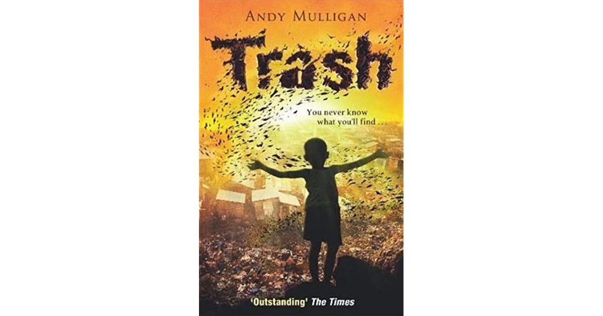 How To Return A Book On Audible >> Trash by Andy Mulligan