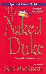 The Naked Duke (Naked Nobility, #1)