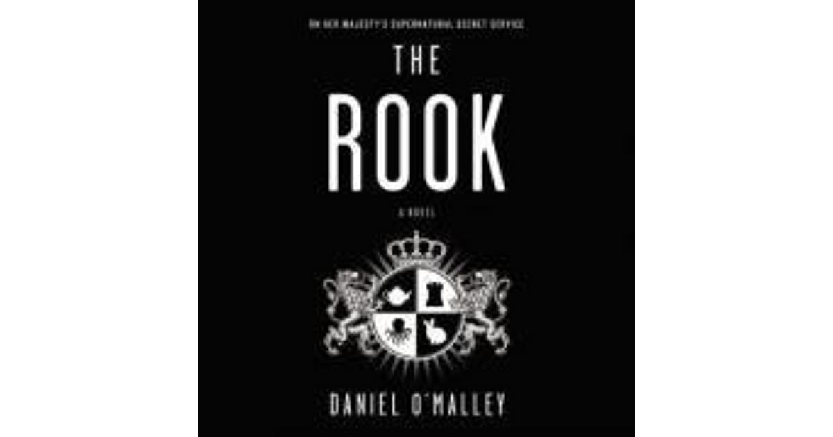Danielle the book huntress back to the books round rock txs review of the rook
