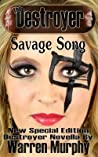 Savage Song (The Destroyer)