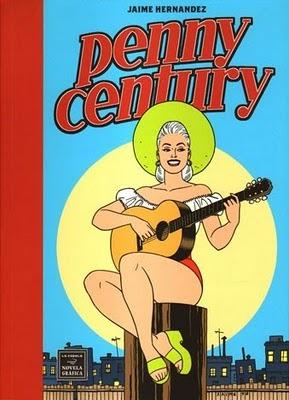 Penny Century by Jaime Hernández