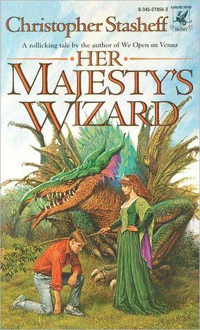 Her Majesty's Wizard (Wizard in Rhyme, #1)