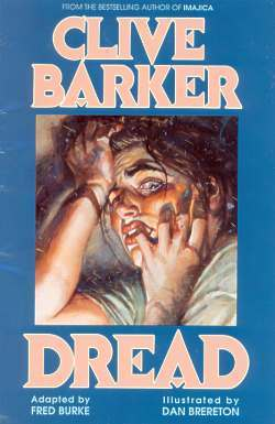 Dread by Clive Barker