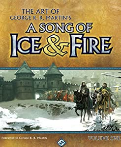 The Art of George R.R. Martin's A Song of Ice & Fire (#1)