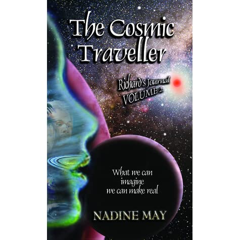 The Cosmic Traveller Richards Journal By Nadine May