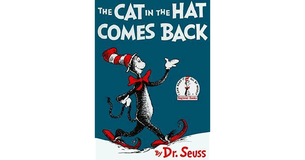 dr seuss the cat in the hat order vs chaos Curriculum connections & ealrs dr seuss's the cat in the hat touches on many themes and ideas because we are using the marvelous design for dr seuss's the cat in the hat that originated with the national theatre's production in london, we have a far more complete outline than.