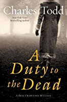 Image result for a duty to the dead cover