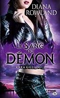 Le Sang du démon (Kara Gillian, #2)