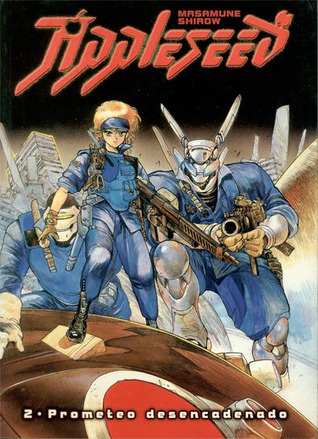 Download Appleseed Prometheus Unbound Appleseed 2 By Masamune Shirow